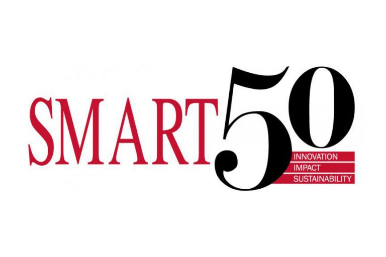 2020 smart 50 award logo